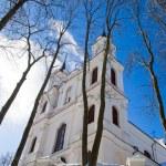 Church of the Holy Cross in Vilnius — Stock Photo