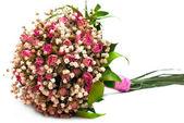 Dried wedding bouquet — Stock Photo