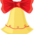 Royalty-Free Stock Vektorfiler: Christmas bell
