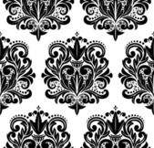 Damask pattern. — Stock Vector