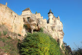 Castle (dordogne, perigord,france) — Stock Photo