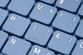 Keyboard close up — Stock Photo