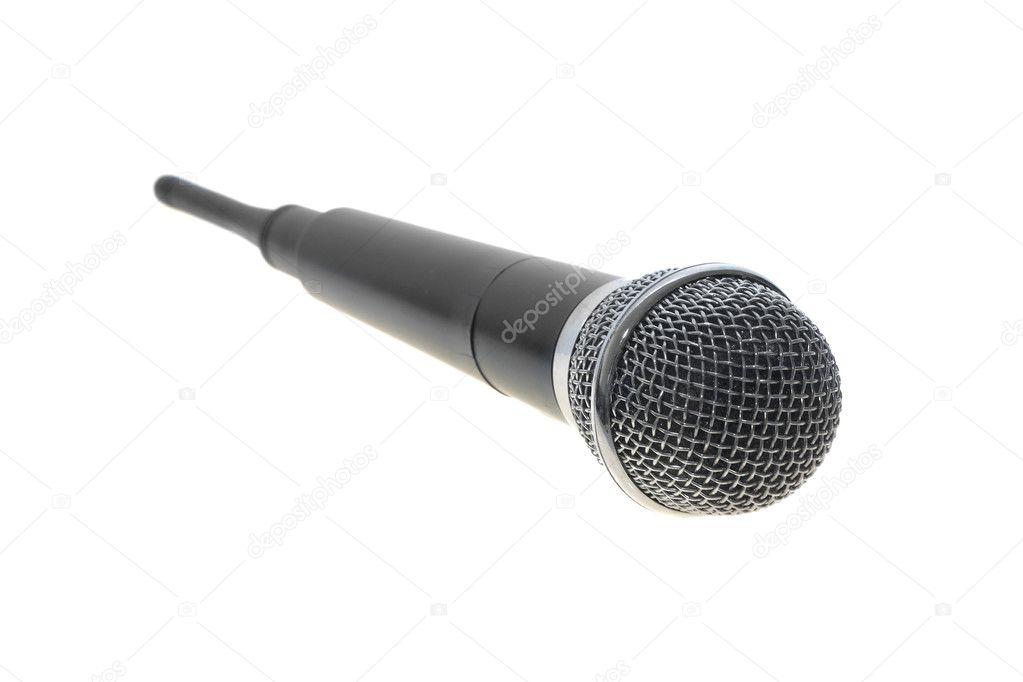 Microfoon zonder kabel