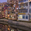 Gironriver houses — Stockfoto #7229025