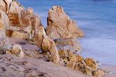 Wielki róg costa brava — Zdjęcie stockowe