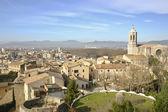 Girona cathedral — Zdjęcie stockowe