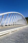 Ponte di ondarroa — Foto Stock