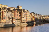 Girona River — Stock Photo