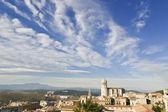 Girona Cathedral II — Stock Photo