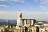 Girona Cathedral — Stock Photo