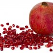 Royalty-Free Stock Photo: Pomegranate fruit