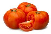 Three tomato — Stock Photo