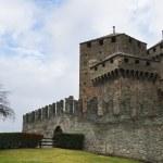Fenis Castle — Stock Photo #7717977