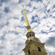 Belfry, Sts. Peter & Paul - Stockfoto