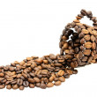 Cup of Coffee Beans — Stockfoto #7479591