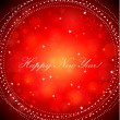 Royalty-Free Stock Vector Image: New Year Red Vector Backgrounds