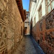 Stock Photo: Street of Toledo