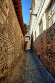 Street of Toledo — Stock Photo