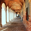 Aranjuez. Arcade - Stock Photo