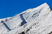 Winter mountain landscape — Foto de Stock
