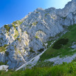 Stock Photo: Mountain slope
