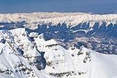 Winter berglandschaft — Stockfoto