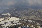 Zimní krajina — Stock fotografie