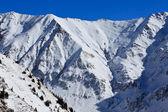 Kış dağ manzarası — Stok fotoğraf