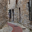 Street of Eze — Stock Photo