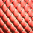 Violet genuine leather pattern background - Stock Photo