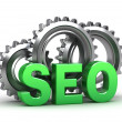 Stock Photo: SEO - Search Engine Optimization
