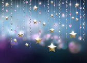 Glamour party abstract background — Stock Photo