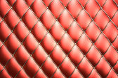 Violet genuine leather pattern background — Stock Photo