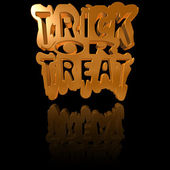 Trick Or Treat Background v2 — Stock Photo