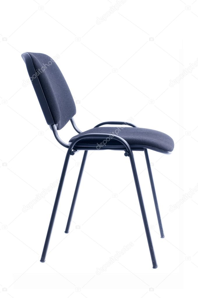 Office chair  isolated on a white background — Stock Photo #7241535