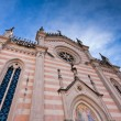 The duomo of Valvasone - Stock Photo