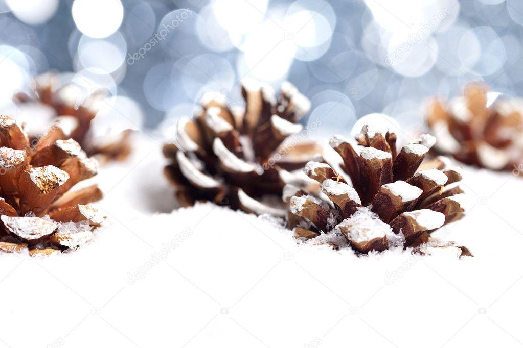 weihnachten schnee eis zapfen winter tanne weihnachtsbaum. Black Bedroom Furniture Sets. Home Design Ideas