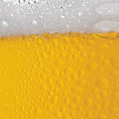 Weizenbierglas tropfen bier Oktoberfest Bayern Alkohol schaum — Stock Photo