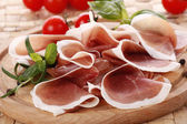 Prosciutto — Stock Photo