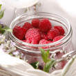 Raspberry - Stock Photo