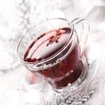Christmas tea — Stock Photo #7662764