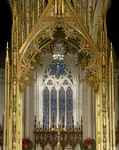 St. Patricks Cathedral interior — Stock Photo