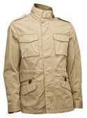 Beige jacket — Stock Photo