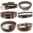 Leather belts — Stock Photo #7648076