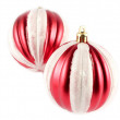 Ornament on a Christmas tree — Stock Photo