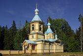 Gethsemane monastery in Karelia, Russia — Stock Photo