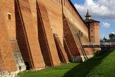 Kolomna kremlin en Rusia — Foto de Stock