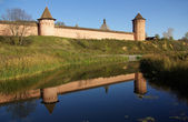 Старая крепость — Стоковое фото
