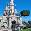 Stock Photo: Sleeping Beauty Castle in Disneyland Paris, Disneyland Paris, August, 01, 2