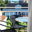 Chairs on the balcony — Stock Photo #7388253